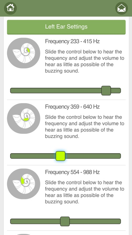Tinnitus Therapy screenshot-2
