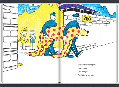 Put Me In The Zoo By Robert Lopshire On Apple Books