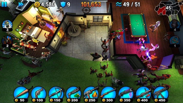 ReKillers : Zombie Defense screenshot-3