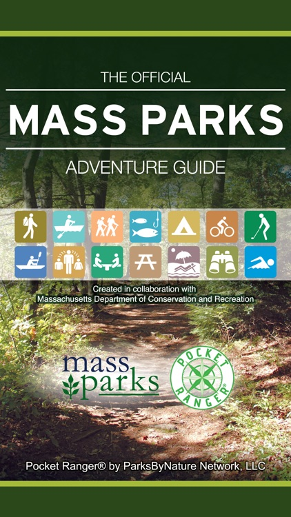 Massachusetts Parks Adventure Guide - Pocket Ranger® screenshot-0