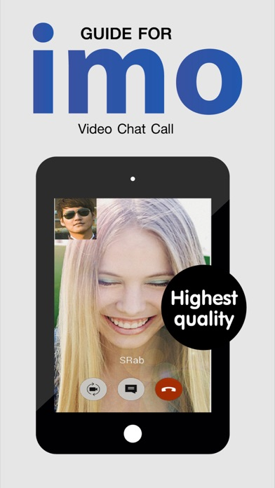 Guides for imo Video Chat Callのおすすめ画像3