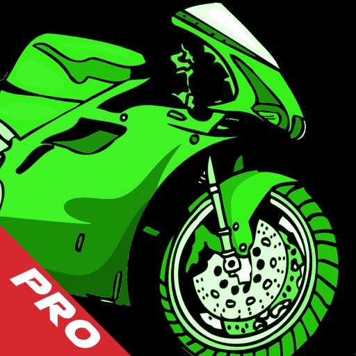 Turbo Motorcycle Neon PRO icon