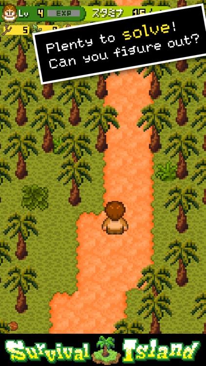 Survival Island ! - Escape from the desert island! screenshot-4