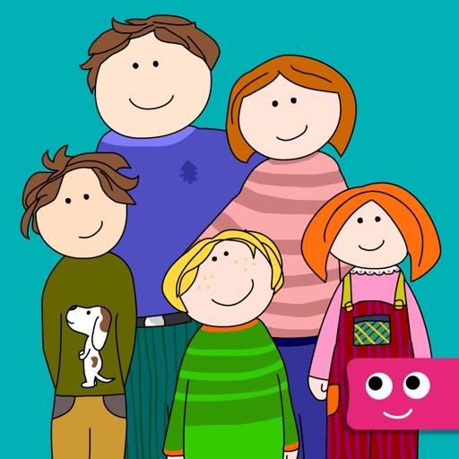 Давай поговорим | Давай порисуем – Веселые игры для детей и родителей - Часть Первая | Lite