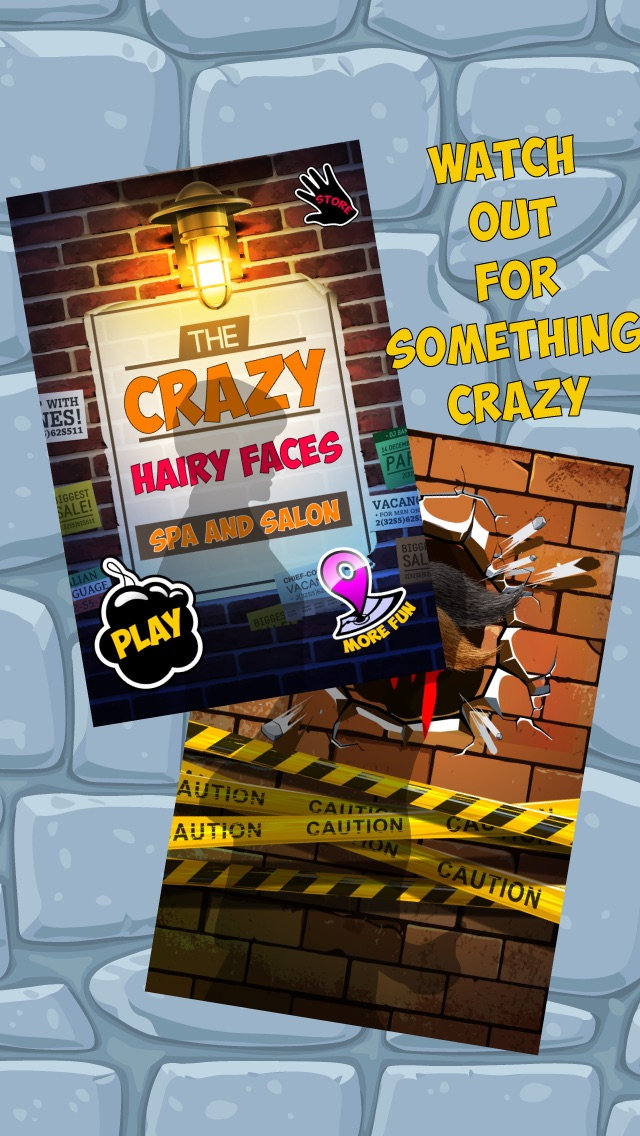 Crazy Hairy Faces Spa And Salon Hair Barber Stylist And Hair Cut