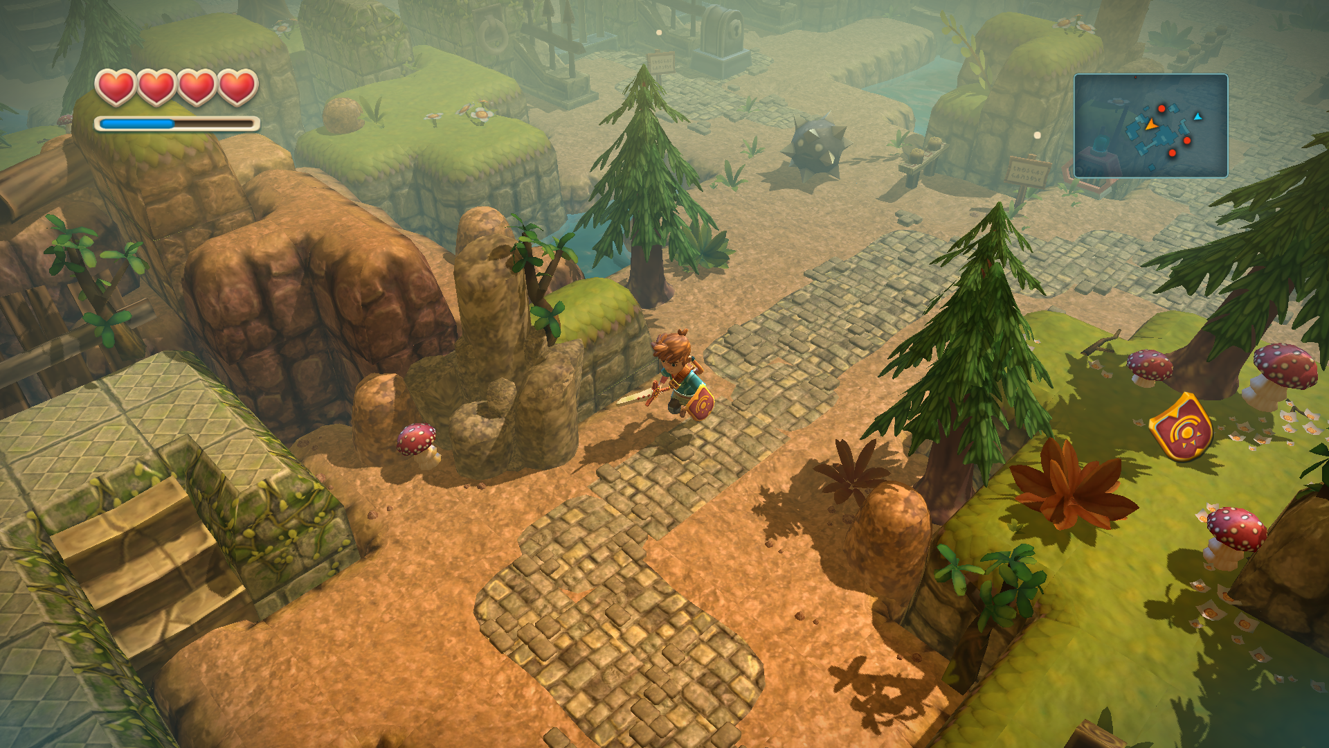 Oceanhorn ™ screenshot 13
