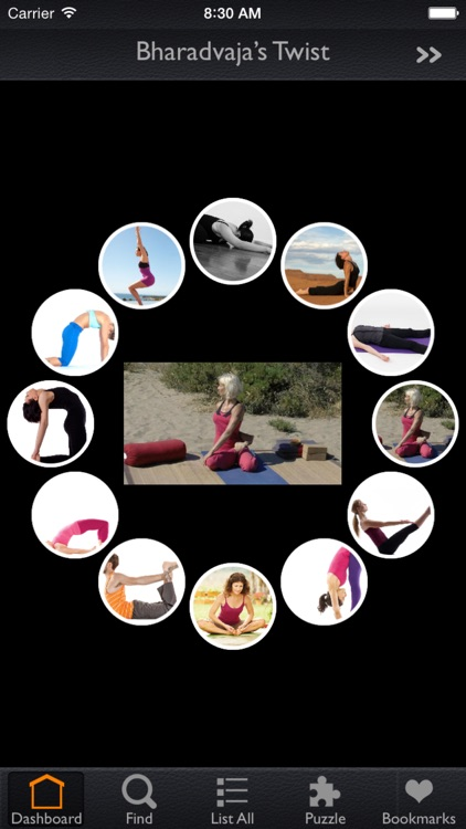 Yoga Poses Collection Pro