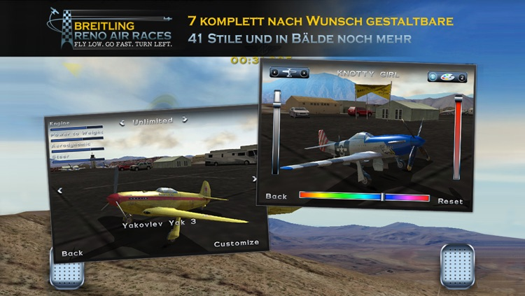 Breitling Reno Air Races The Game screenshot-3