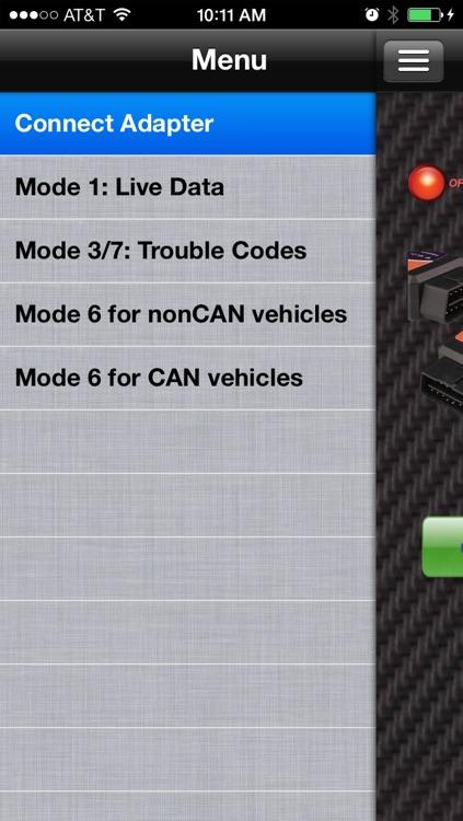 Mode6 OBD Scanner