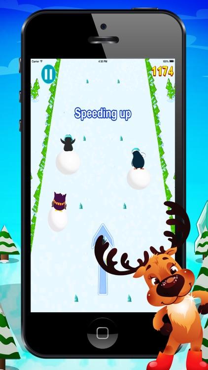Snow Drive - The  Arcade Creative Game Edition screenshot-4