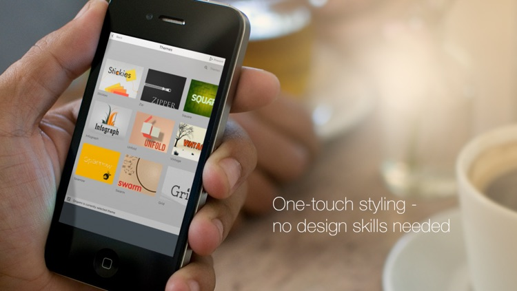 deck - one-touch presentations