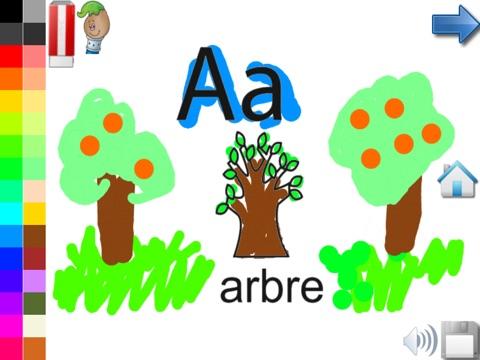 Kleurplaten Van Engels.Alfabet En Cijfers Voor Kleuters Educatieve Spelletjes Alfabet