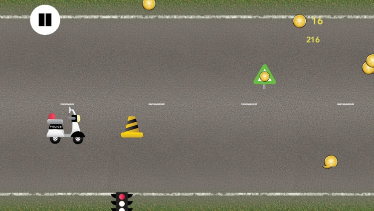 A Police Chaser Chasing – Auto Car Racing on the Streets of Danger screenshot-3