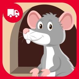 Peekaboo Farm Animals Lite - fun learning kids game