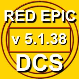 Digital Camera Setup RED EPIC v 5.1.38