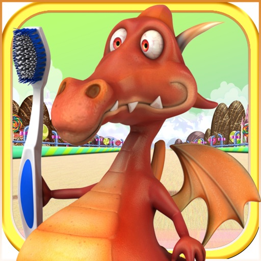 Little Crazy Dragon Dentist icon