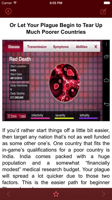 Free Guide for Plague Inc.-1