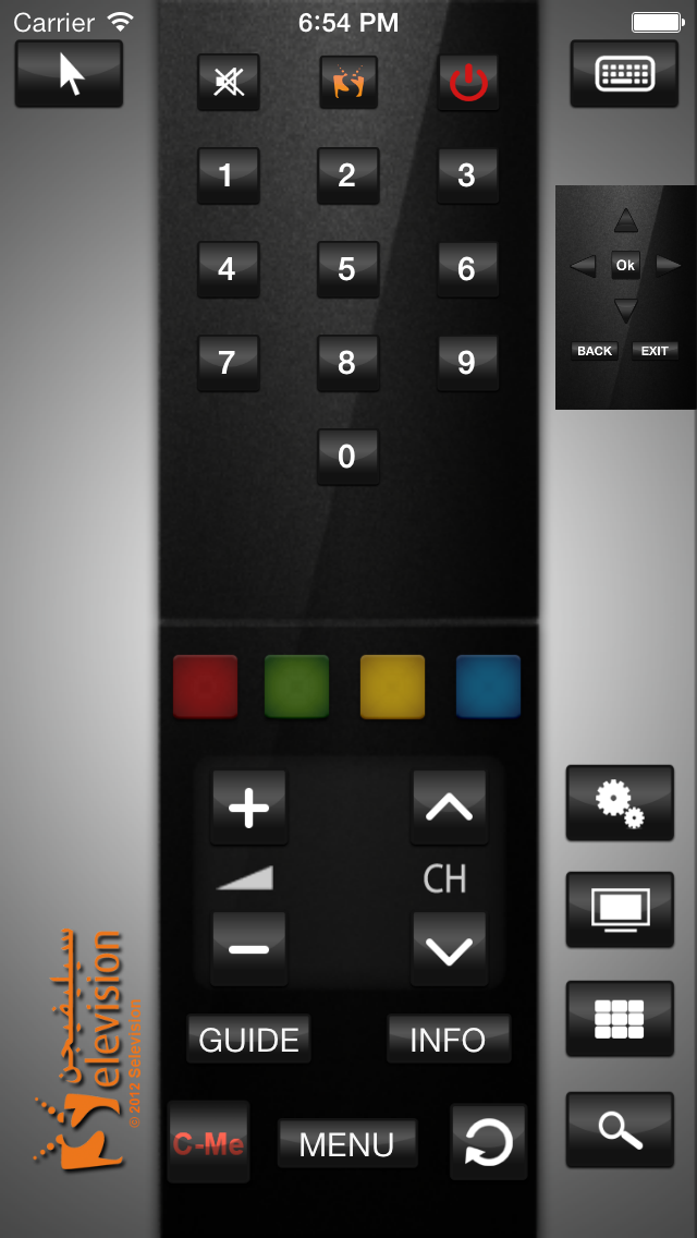 download Selevision Remote Control apps 1