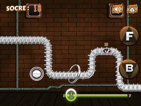Screenshot #3 for Cool Plumber Bot - Amazing Robot Logic Game