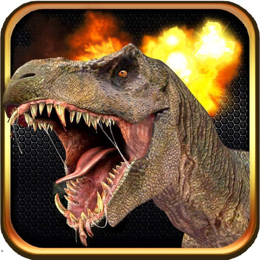 Angry Dino Rampage HD - Full Version