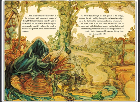 The Illustrated Eric (Discworld)