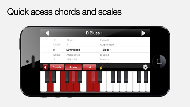 Piano Chords & Scales screenshot-3