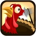 Ejecutar Turquía libre – loco Gobble salto diversión ( Run Turkey Run FREE - Crazy Gobble Jump Fun ) icon
