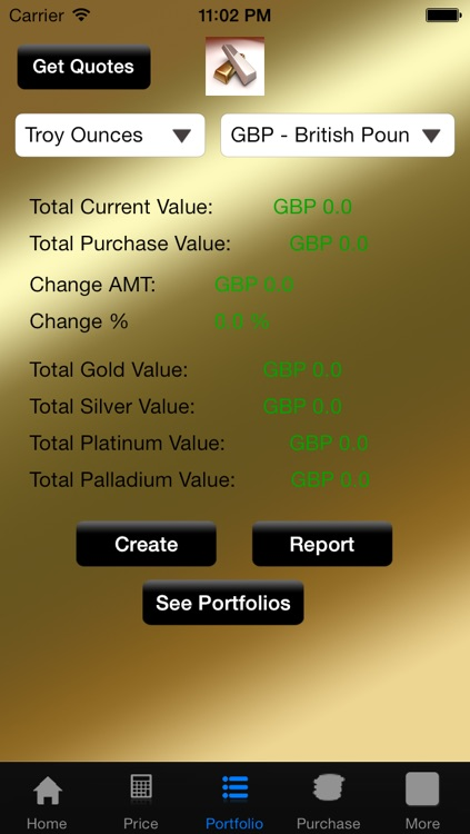Gold and Silver Bullion Tracker screenshot-4