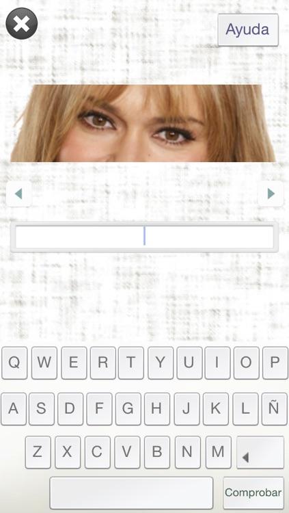 Adivina los Ojos España Quiz - Guess the Eyes
