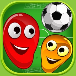Chaos Soccer Scores Goal for iPad - Multiplayer football flick