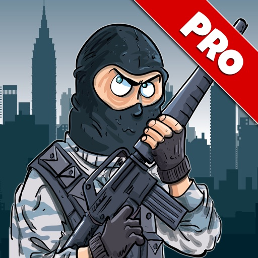 Alien Robot Battlefield - Pro Edition