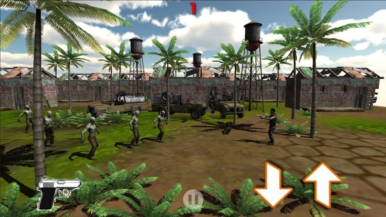 Zombies Killer Man screenshot-3
