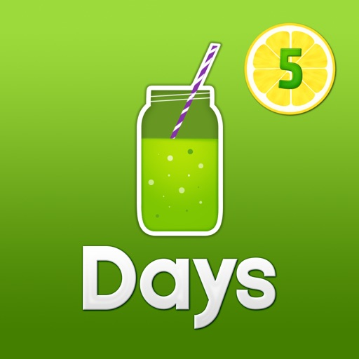 5-Day Detox - Healthy 5lbs weight loss in 5 days, complete cleansing of the body and restoring the protective functions!