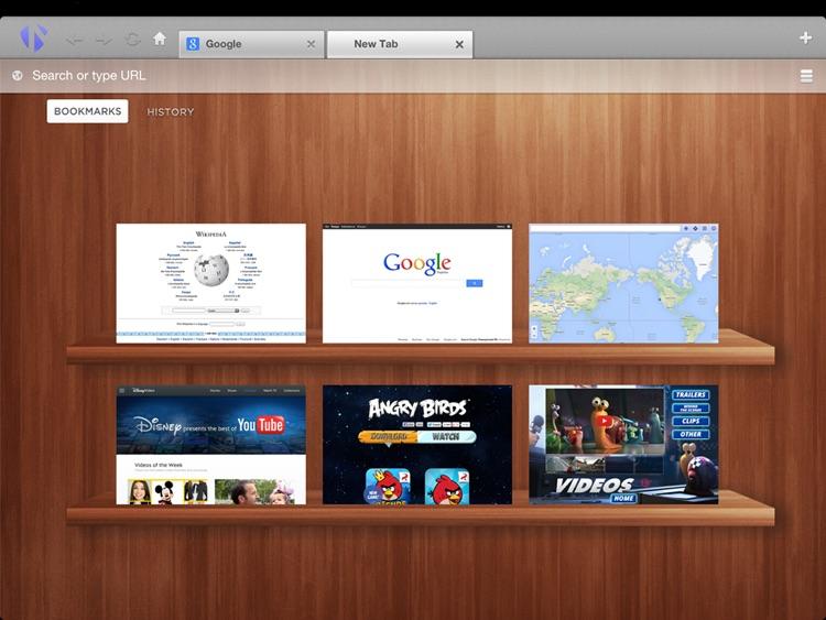 Safe Browsing for iPad with Parental Controls screenshot-3