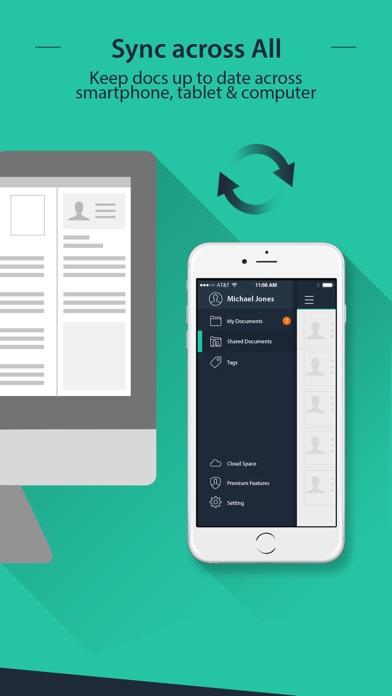 CamScanner   Document Scanner app image