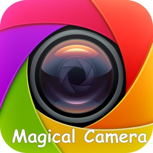Magical Camera.Camera Photo Editor & Filter