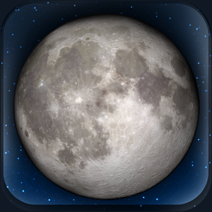 Phases of the Moon app