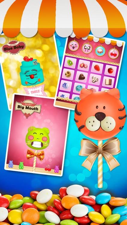 Cake Pops Mania! - Cooking Games FREE screenshot-3