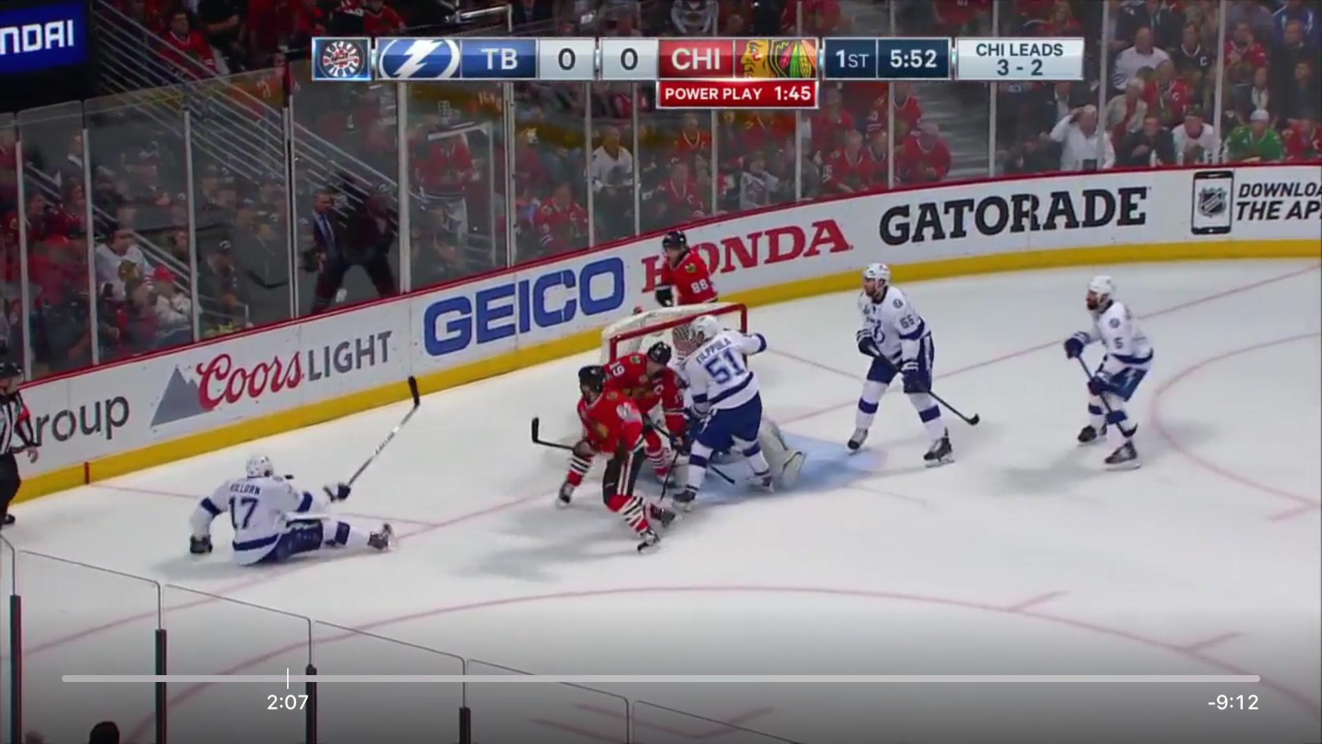 NHL screenshot 22