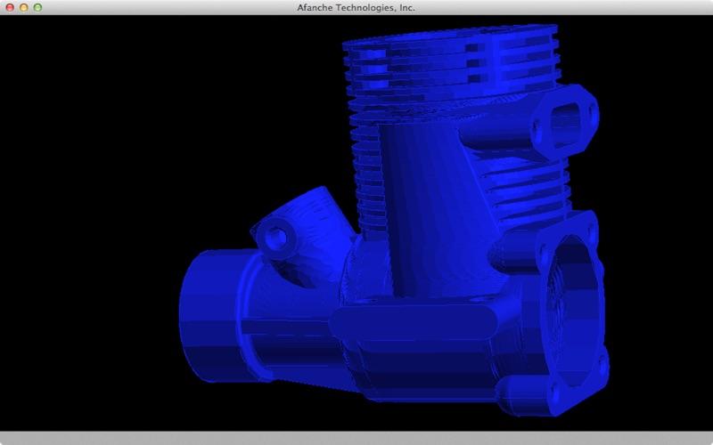 STEP Viewer 3D скриншот программы 5