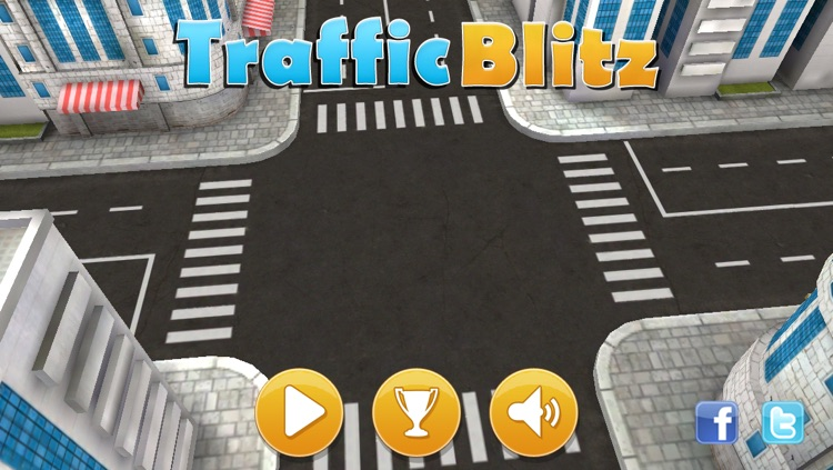 Traffic Blitz Lite screenshot-3