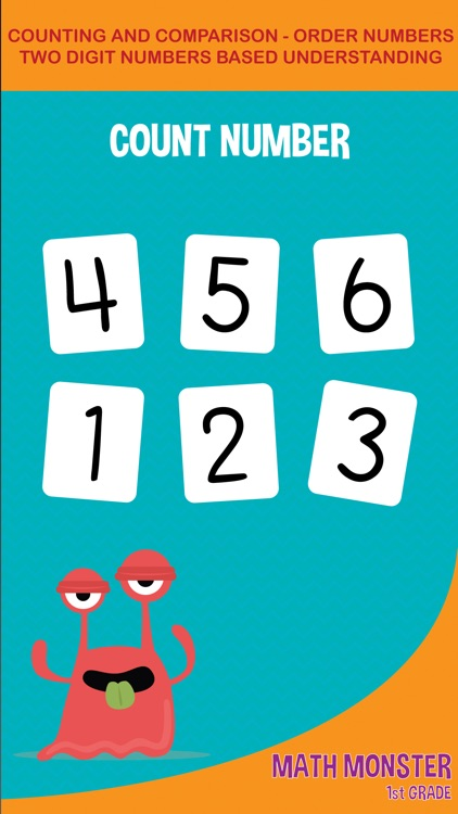 1st Grade Math fun - addition and subtraction games for kids screenshot-4