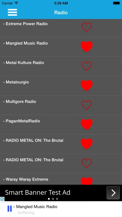 Extreme Metal Music Radio With Trending News