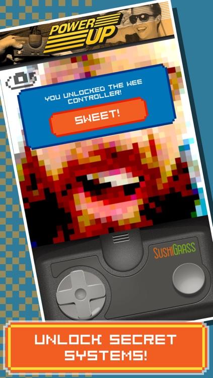 PowerUp - Retro 8-bit Video Game Camera screenshot-4