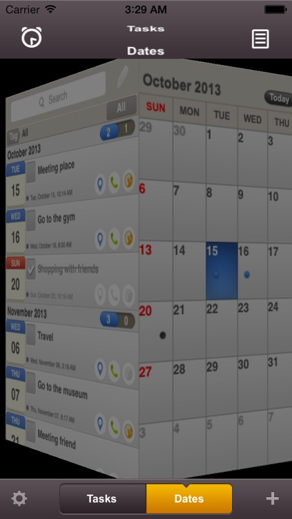 CubeTask Lite(Todo+Note+Alarm) screenshot-0