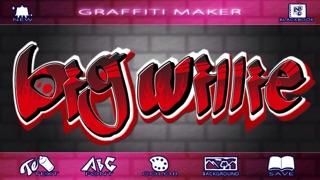 Graffiti Art Maker screenshot1