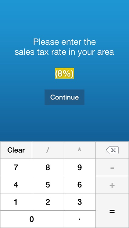 Sales Tax, Discount & Tip Calculator • Price Calculation screenshot-4
