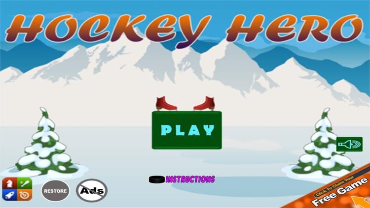 Hockey Hero - Win Big And Become The MVP