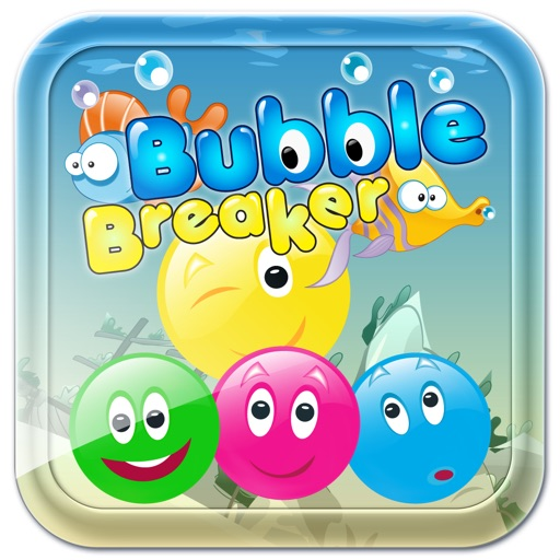 Bubble Breaking Free - A Puzzle Breaker Games