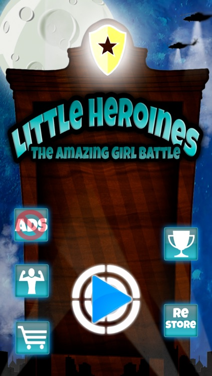 Little Heroines - The Amazing Girl Battle - Free Mobile Edition